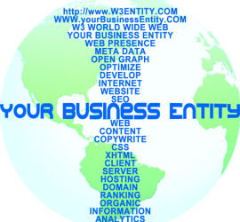 Global Your W3entity